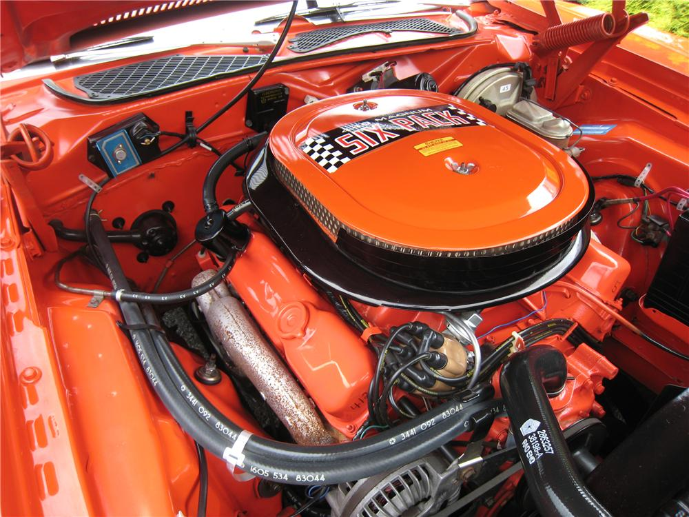 1971 DODGE CHARGER R/T COUPE - Engine - 161460