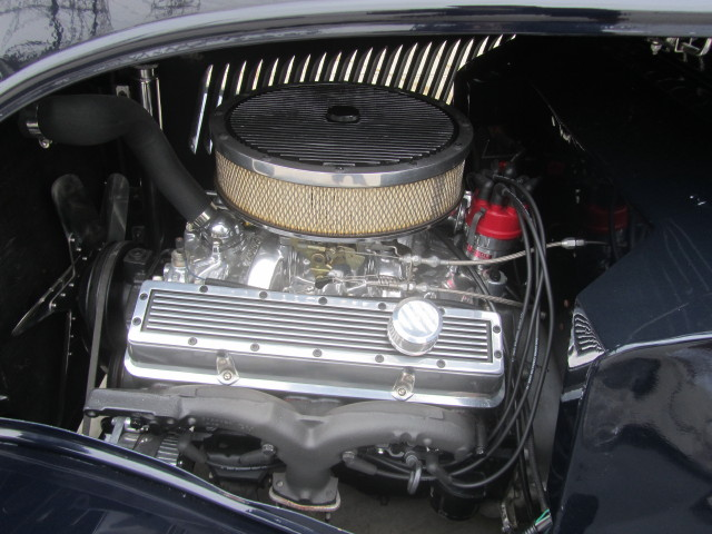 1934 FORD MODEL A CUSTOM ROADSTER - Engine - 161466