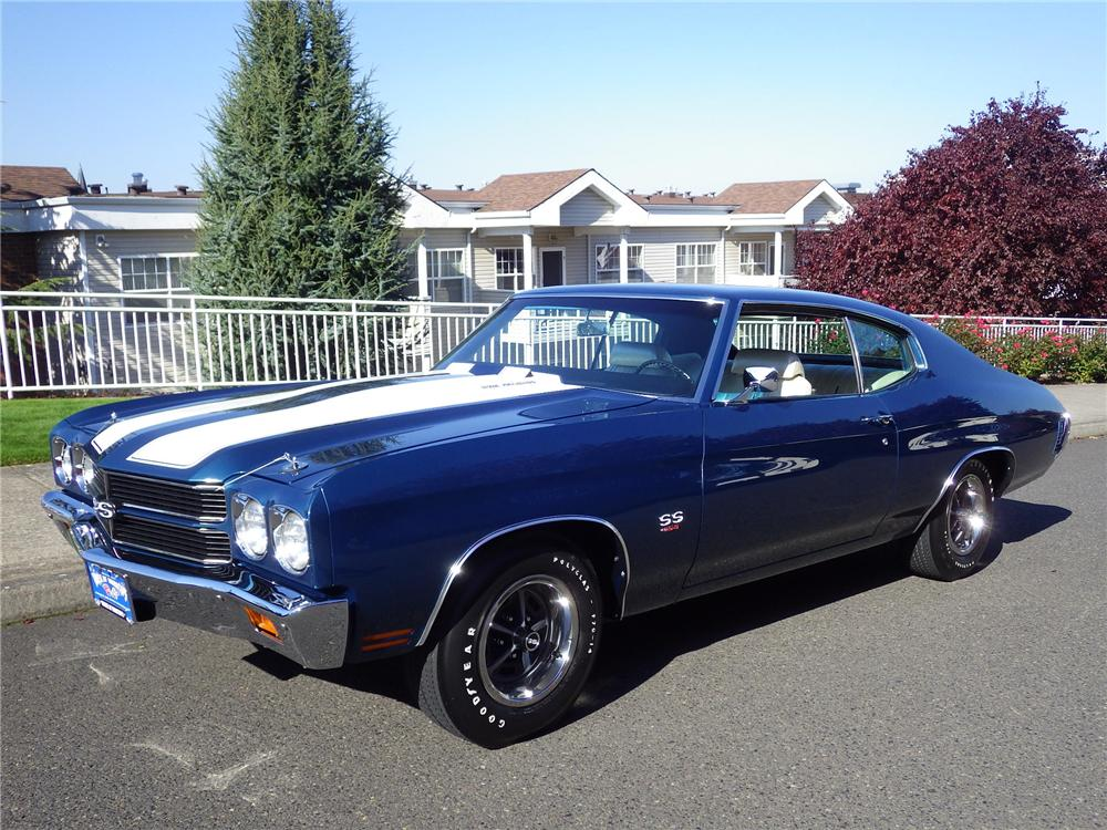 1970 chevrolet chevelle ss ls6 2 door hardtop 161470. Black Bedroom Furniture Sets. Home Design Ideas