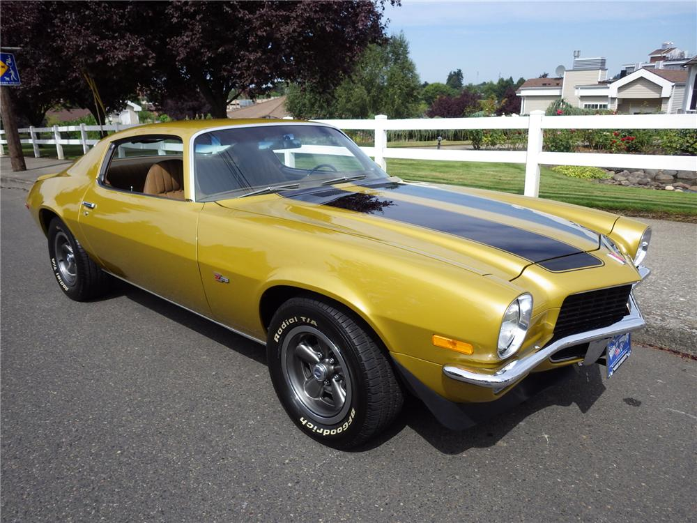 1971 CHEVROLET CAMARO Z/28 2 DOOR COUPE - Misc 1 - 161478