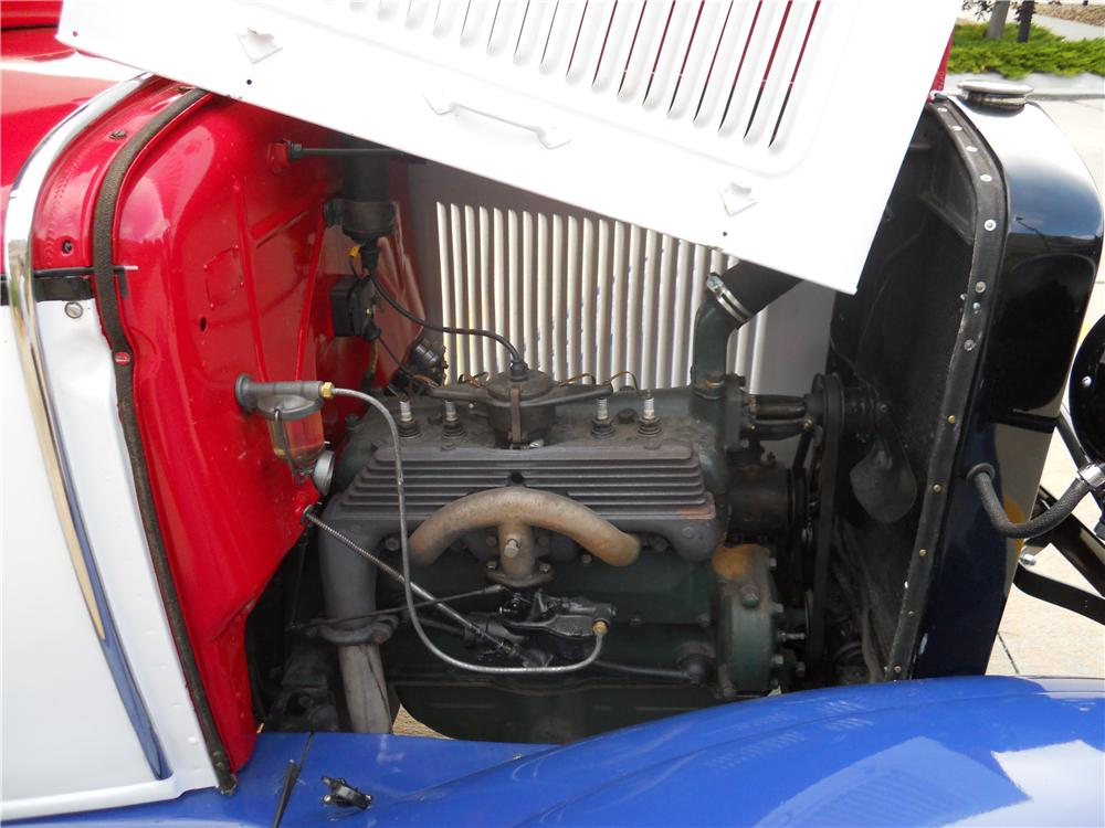 1930 FORD AA TRUCK - Engine - 161498