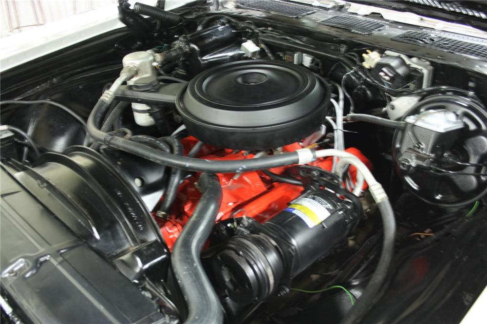 1971 CHEVROLET EL CAMINO PICKUP - Engine - 161500