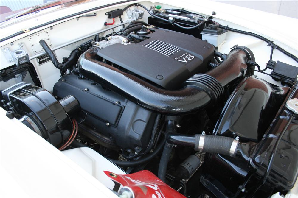 1956 FORD THUNDERBIRD CONVERTIBLE - Engine - 161506