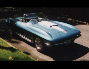 1967 CHEVROLET CORVETTE 427/435 CONVERTIBLE -  - 16151