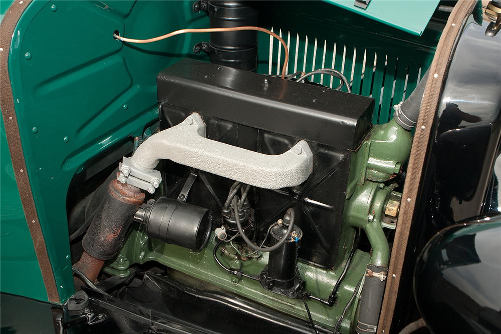 1928 CHEVROLET PICKUP - Engine - 161550