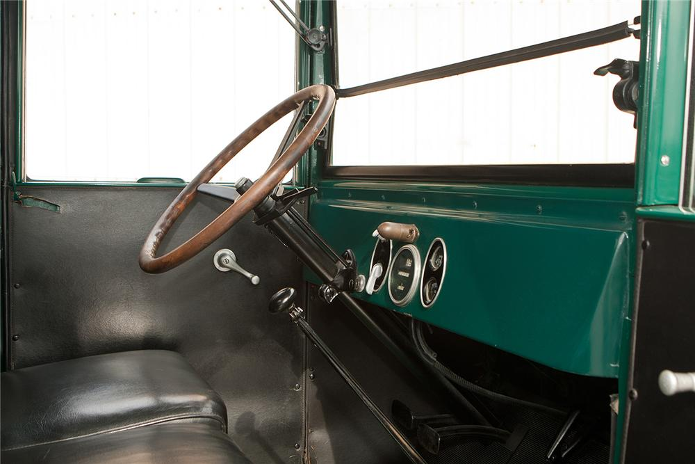 1928 CHEVROLET PICKUP - Interior - 161550