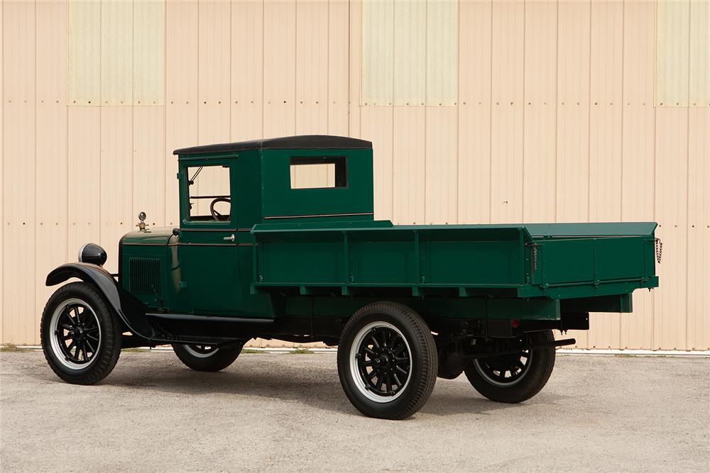 1928 CHEVROLET PICKUP - Rear 3/4 - 161550