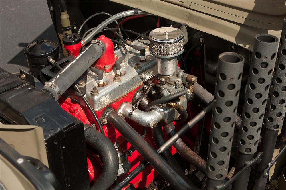 1949 WILLYS JEEP CUSTOM - Engine - 161551