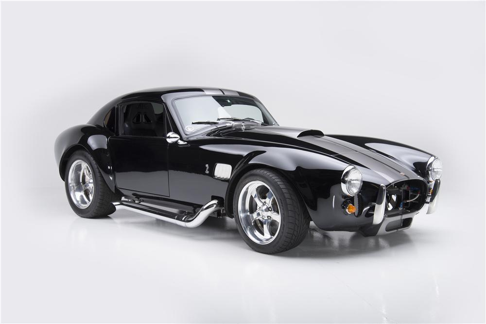 1966 SHELBY DAYTONA COUPE RE-CREATION - Front 3/4 - 161619