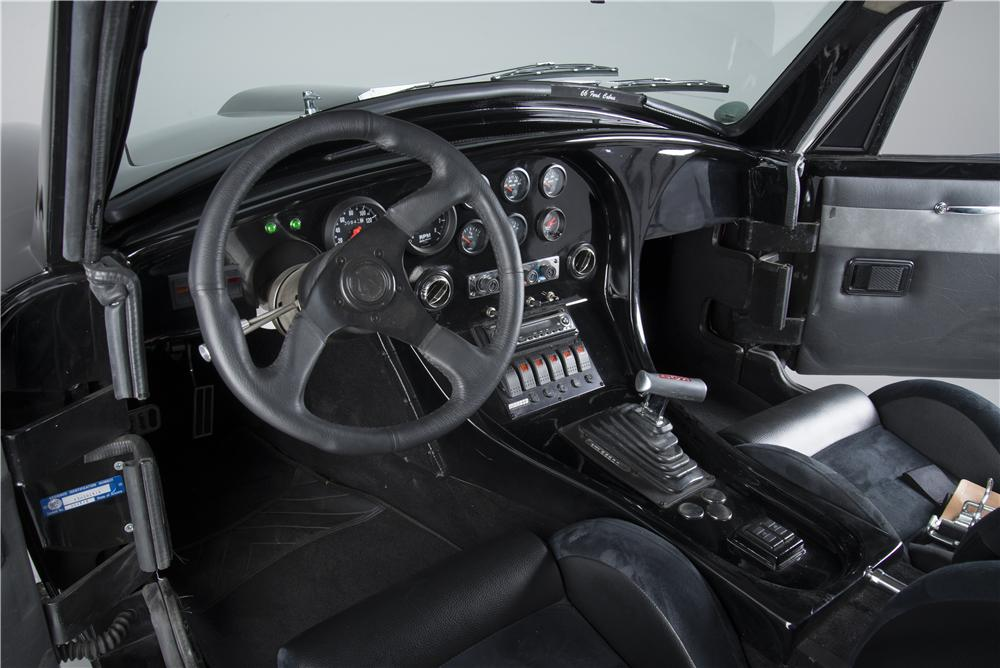 1966 SHELBY DAYTONA COUPE RE-CREATION - Interior - 161619