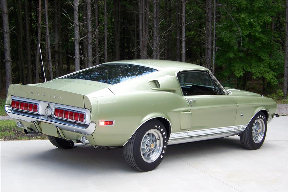 1968 Shelby Gt350 Fastback 161621