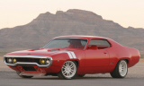 1972 PLYMOUTH SATELLITE GTX-R CUSTOM 2 DOOR HARDTOP -  - 16163