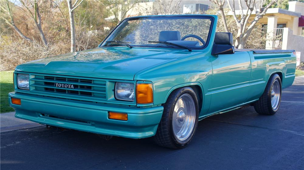 1987 Toyota Custom Pickup 161654