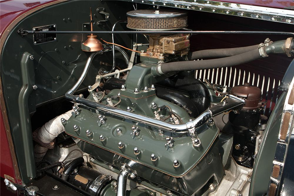 1924 LINCOLN MODEL L TOURING - Engine - 161681