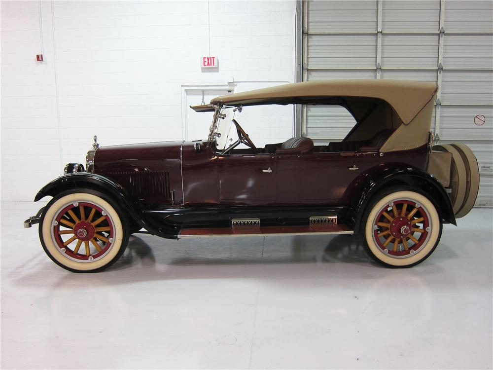 1923 BUICK SERIES 23-45 5 PASSENGER TOURING - Side Profile - 161736