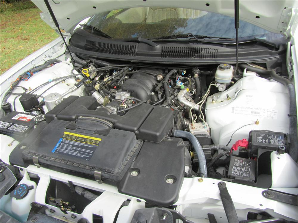 2002 CHEVROLET CAMARO Z/28 LS1 CONVERTIBLE - Engine - 161745