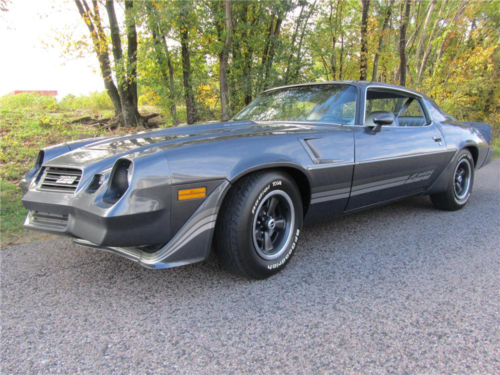 1981 CHEVROLET CAMARO Z/28 2 DOOR COUPE - Front 3/4 - 161746