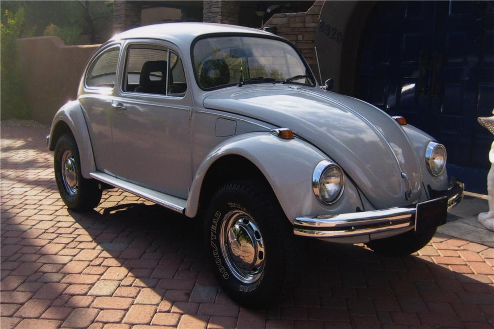1970 VOLKSWAGEN BEETLE CUSTOM BAJA CONVERSION - Front 3/4 - 161747