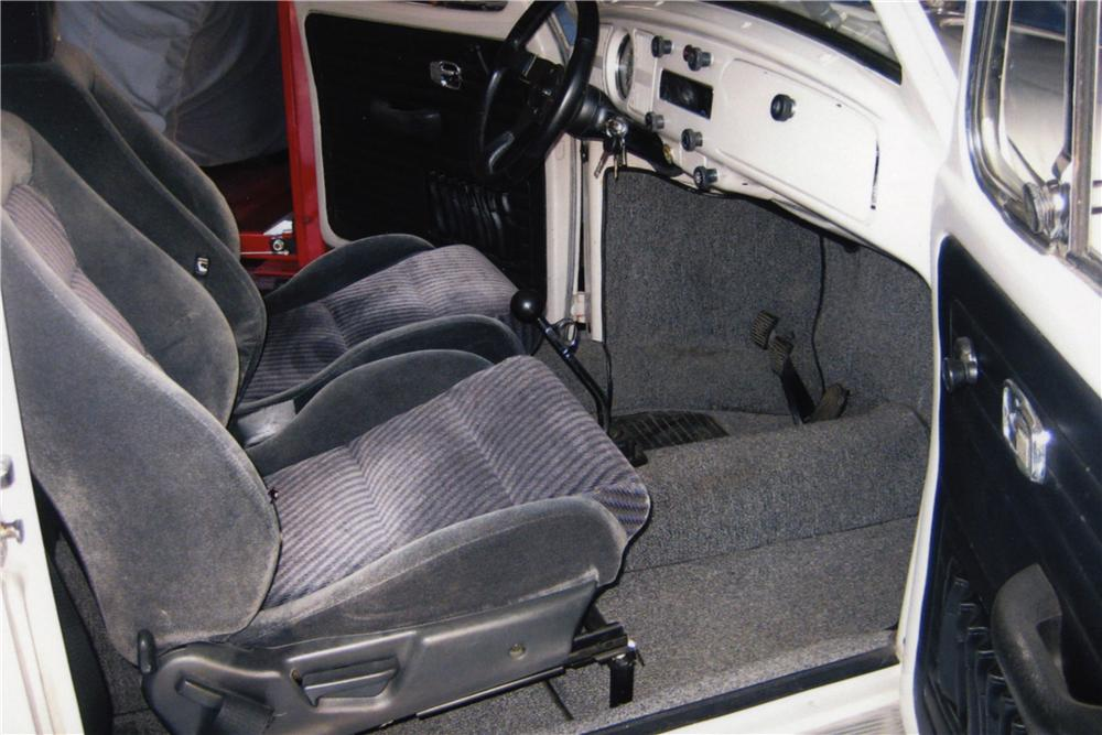 1970 VOLKSWAGEN BEETLE CUSTOM BAJA CONVERSION - Interior - 161747