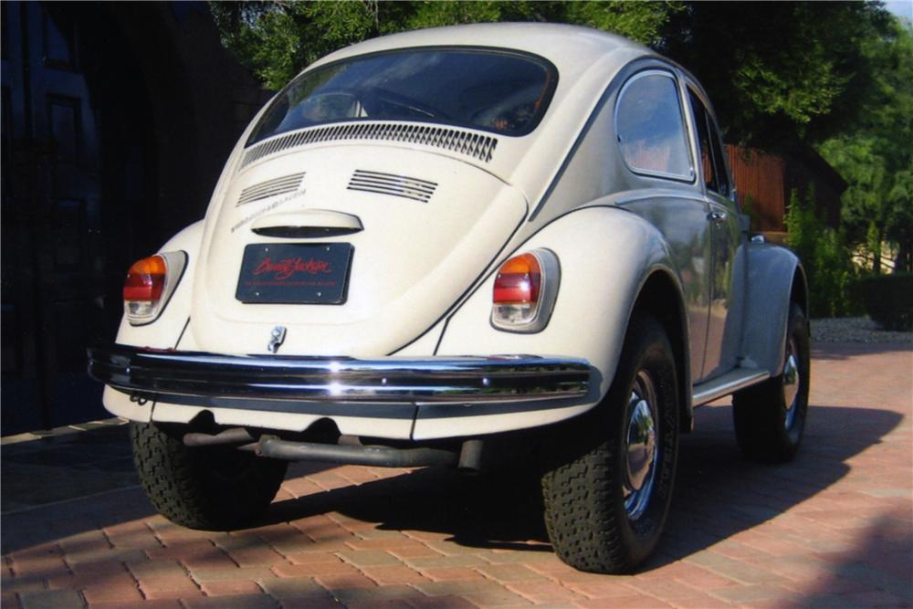 1970 VOLKSWAGEN BEETLE CUSTOM BAJA CONVERSION - Rear 3/4 - 161747