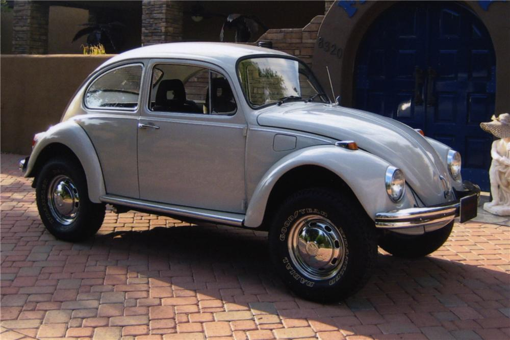 1970 VOLKSWAGEN BEETLE CUSTOM BAJA CONVERSION - Side Profile - 161747