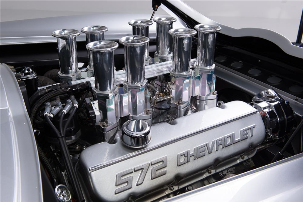 1965 CHEVROLET CORVETTE CONVERTIBLE - Engine - 161753