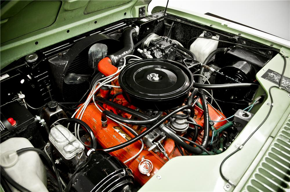 1978 INTERNATIONAL SCOUT II SUV - Engine - 161763