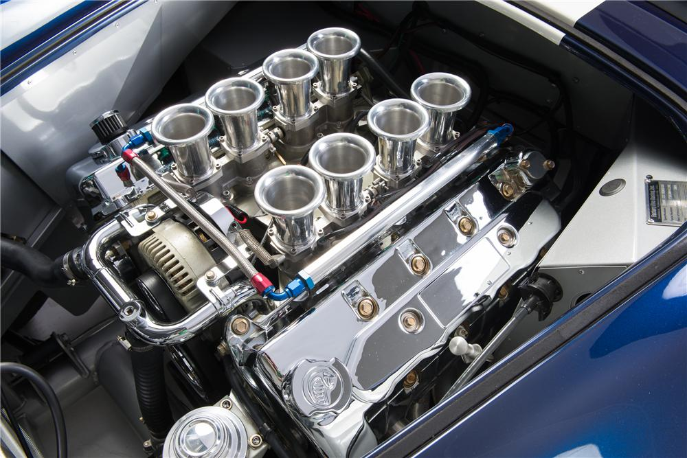 1965 SHELBY COBRA RE-CREATION ROADSTER - Engine - 161767
