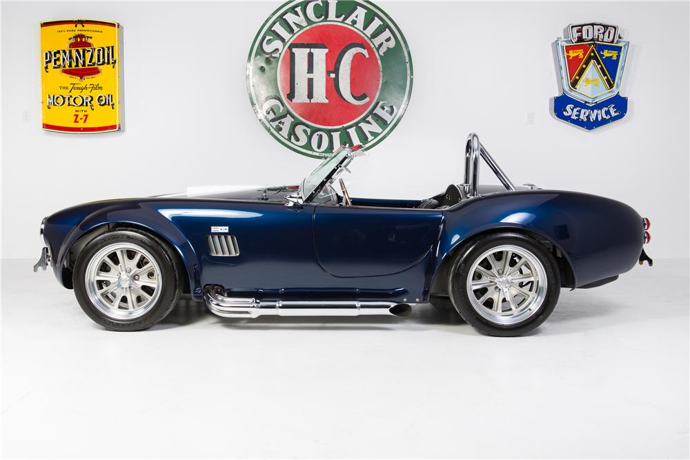1965 SHELBY COBRA RE-CREATION ROADSTER - Side Profile - 161767