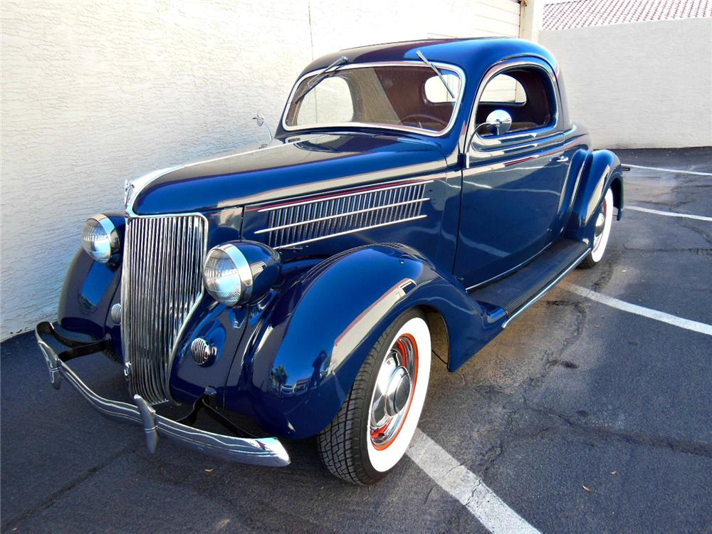 1936 ford deluxe 3 window coupe 161786 for 1936 ford 3 window
