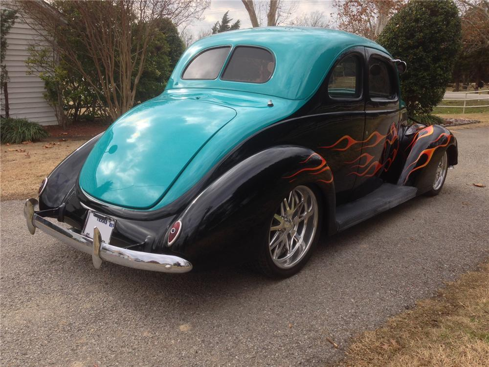 1937 ford custom 2 door coupe 161803 for 1937 ford 2 door sedan
