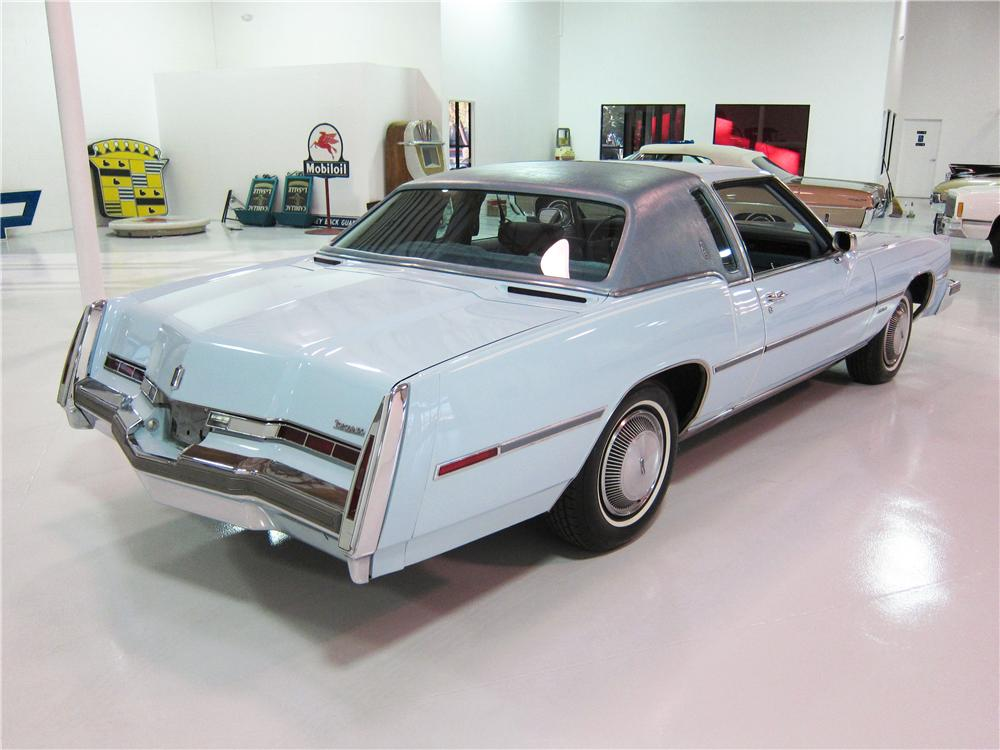 1978 OLDSMOBILE TORONADO 2 DOOR HARDTOP - Rear 3/4 - 161812