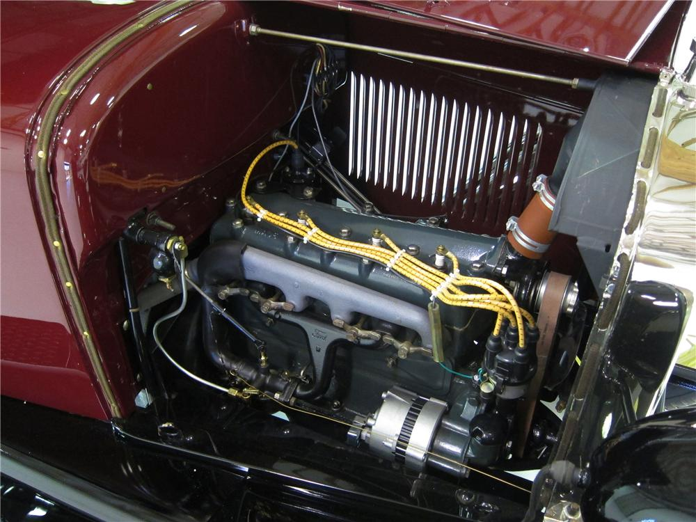 1926 FORD MODEL T ROADSTER - Engine - 161817