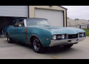 1968 OLDSMOBILE 442 W30 CONVERTIBLE -  - 16183