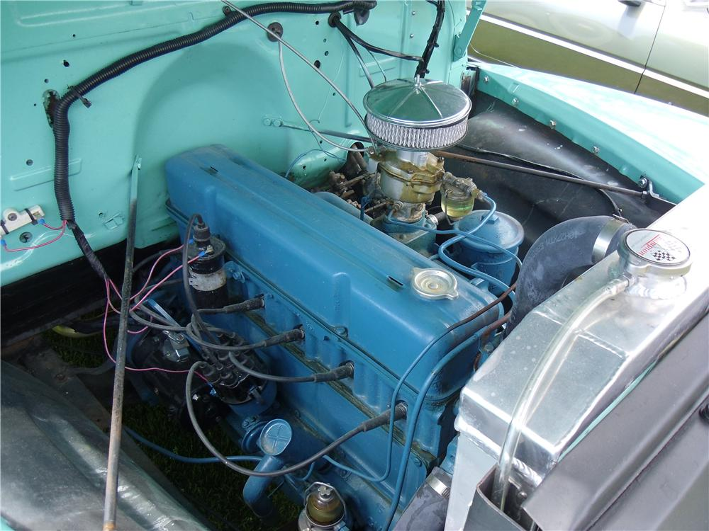 1955 CHEVROLET 3100 PICKUP - Engine - 161833
