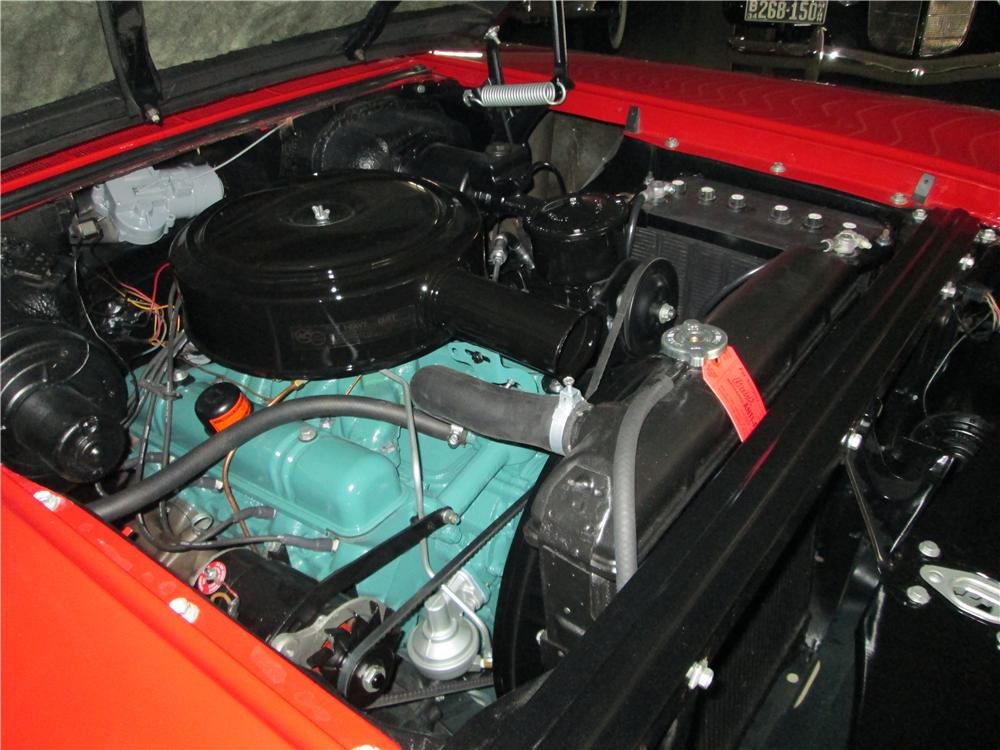 1957 BUICK CENTURY CONVERTIBLE - Engine - 161838