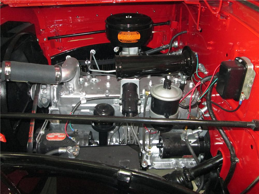 1952 DODGE POWER WAGON PICKUP - Engine - 161840