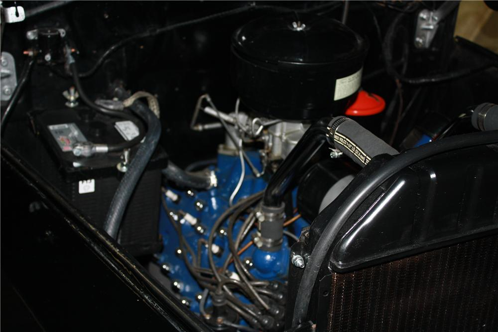 1950 FORD F-1 PICKUP - Engine - 161844