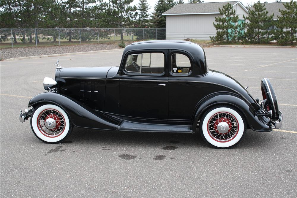 1933 chevrolet eagle 2 door coupe 161856 for 1933 chevrolet 5 window coupe