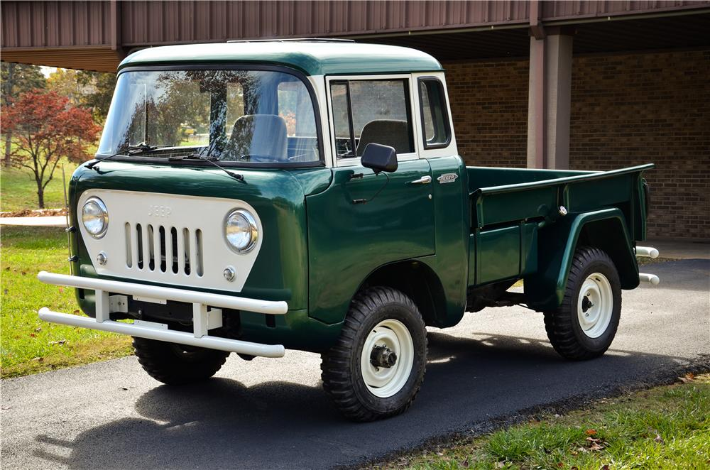 Jeep Fc For Sale >> 1961 WILLYS FC150 PICKUP - 161859