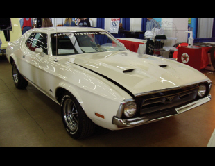 1972 FORD MUSTANG COUPE -  - 16186