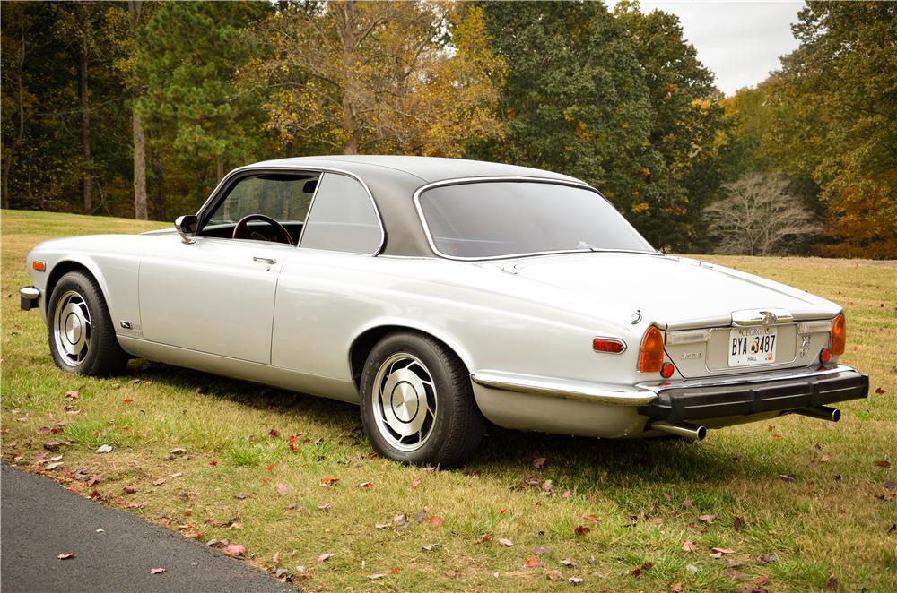 1975 JAGUAR XJ-6C CUSTOM COUPE - Rear 3/4 - 161863