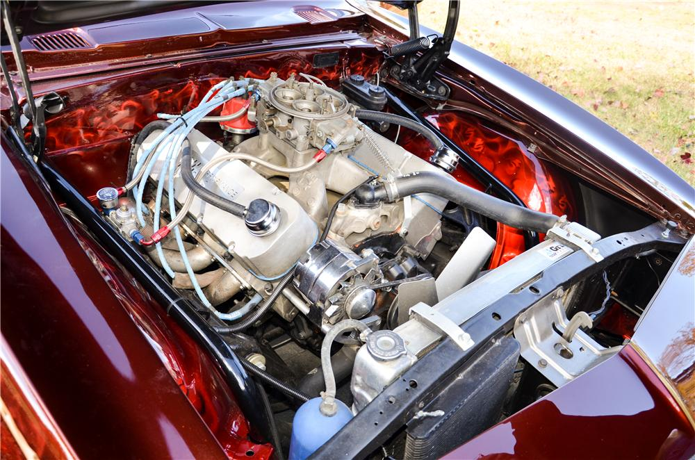 1967 CHEVROLET CAMARO Z/28 CUSTOM DRAG CAR - Engine - 161868