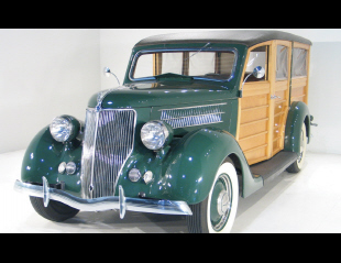 1936 FORD WOODY WAGON -  - 16187