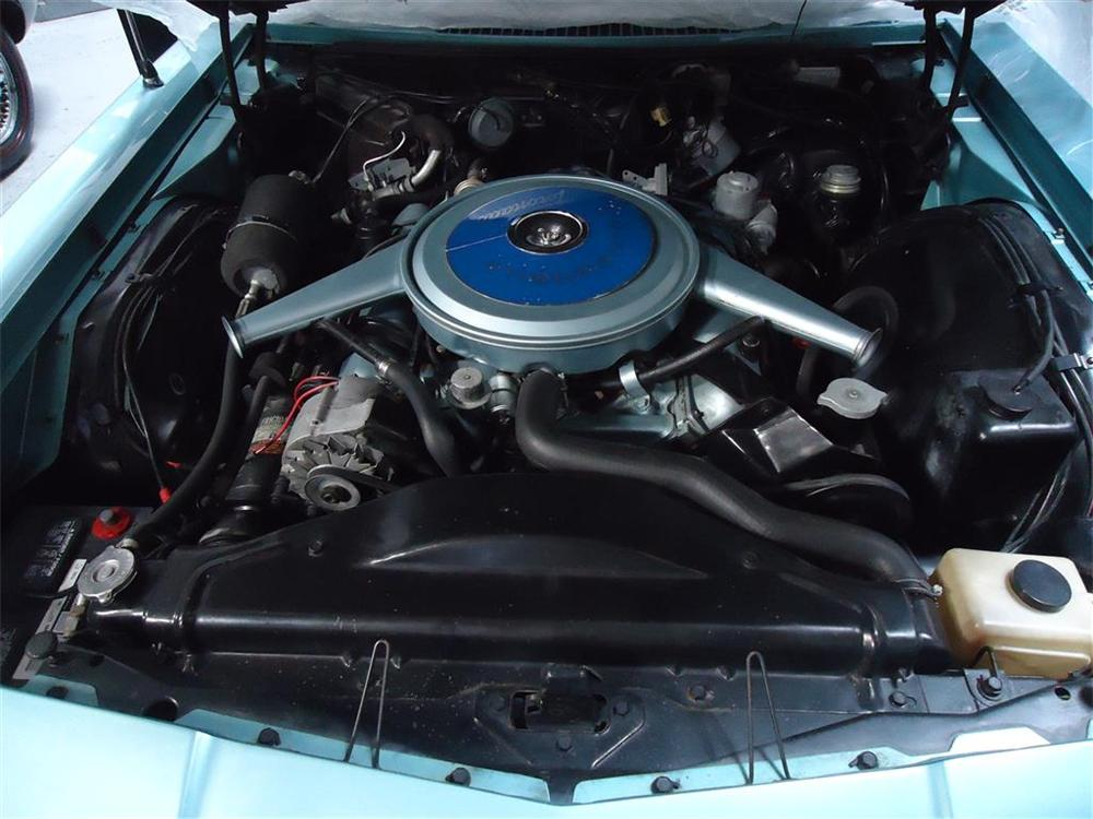 1966 OLDSMOBILE TORONADO 2 DOOR COUPE - Engine - 161879