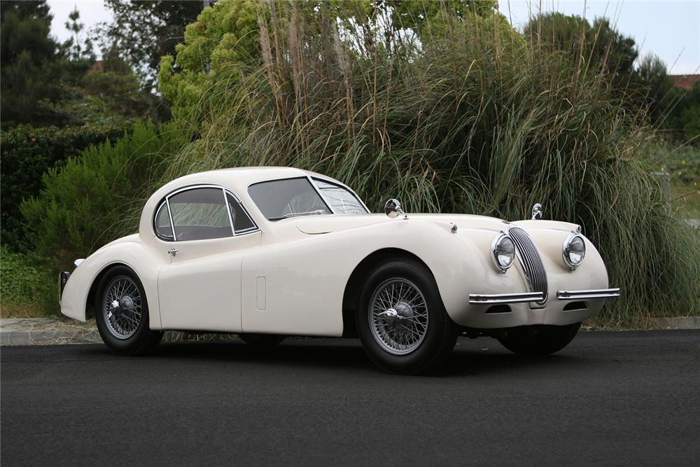 1952 Jaguar Xk 120 2 Door Coupe 161880
