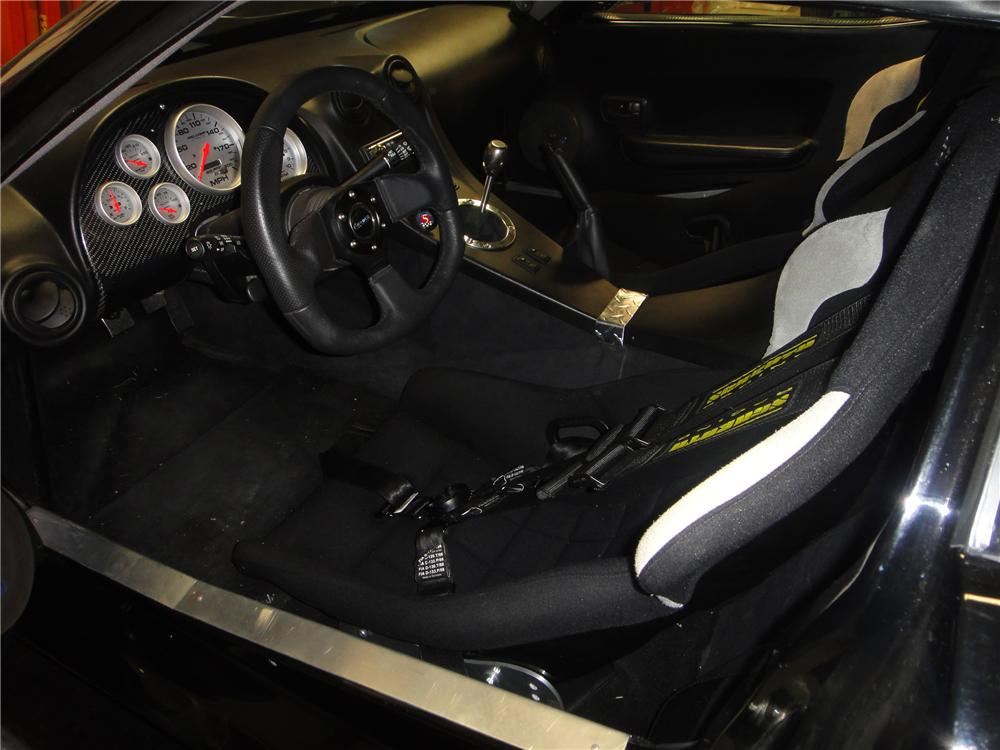 2006 FACTORY FIVE GT COUPE - Interior - 161896