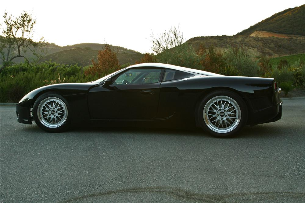 2006 FACTORY FIVE GT COUPE - Side Profile - 161896