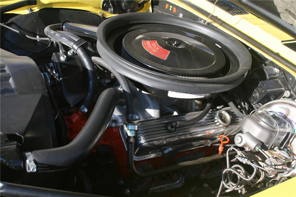 1969 CHEVROLET CAMARO Z/28 COUPE - Engine - 161899