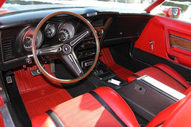 1971 FORD MUSTANG MACH 1 429 CJ FASTBACK - Interior - 161939
